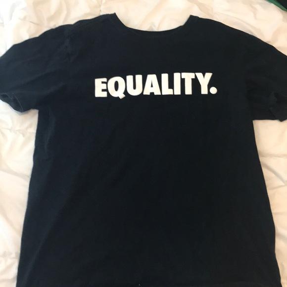 equality nike t shirt